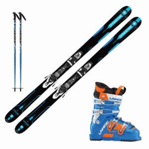 Teenager Ski Pack
