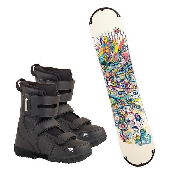 Packs Snowboard Enfant