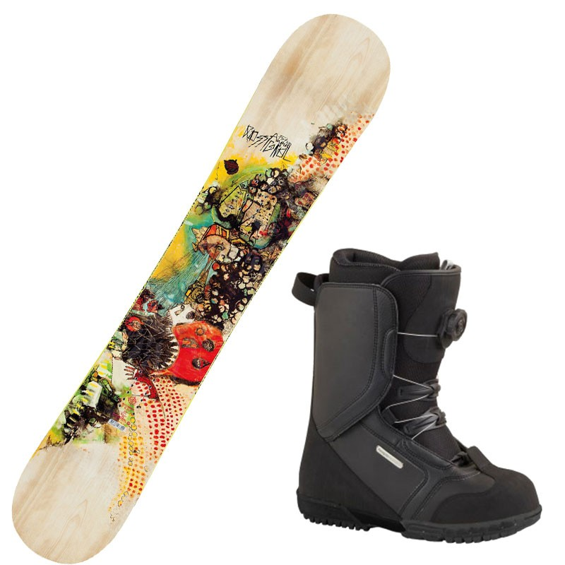 Pack Snowboard Adulte