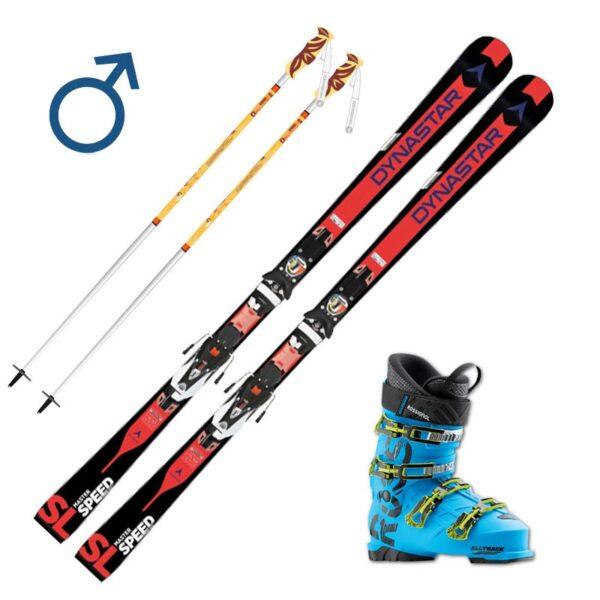 Pack Ski Noir